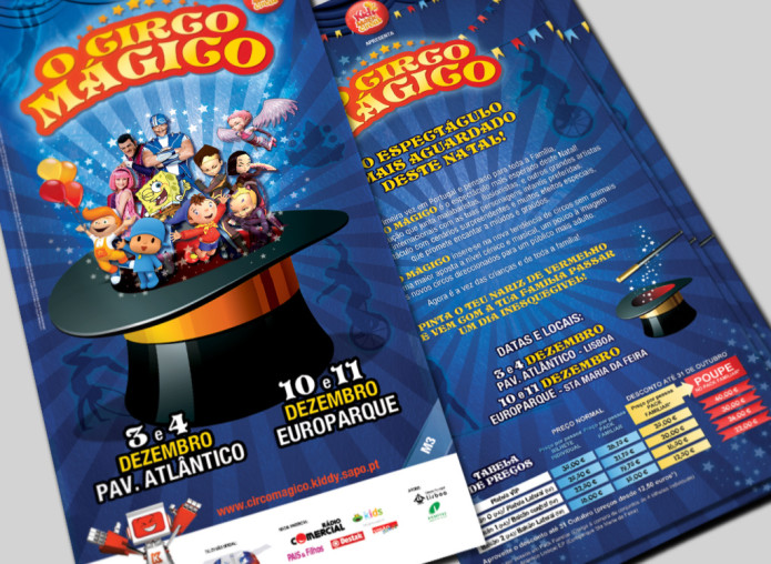 CIRCOMAGICO_Flyer