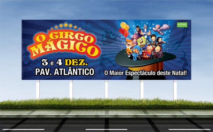 CIRCO MAGICO outdoor