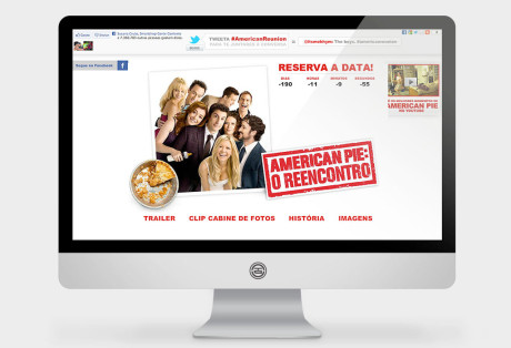 Website American Pie: O Reencontro