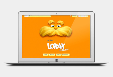 Website Lorax