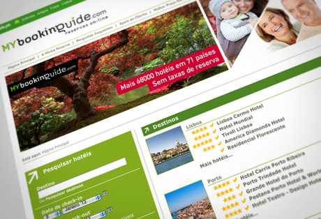 MybookinGuide –  Website