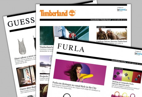 Betrend Newsletters marcas