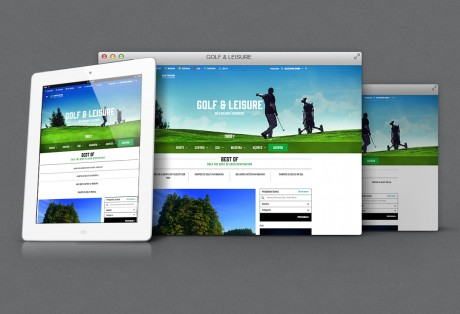 Best of Golf & Leisure – Website