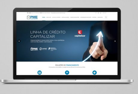 PME Investimentos – Website