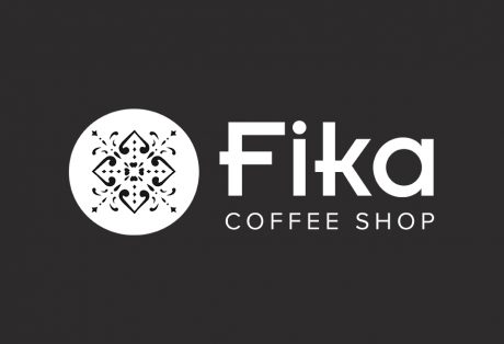 Fika – Coffee Shop – Logótipo