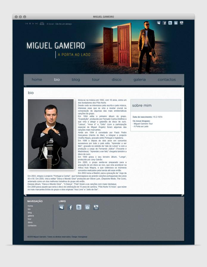 Miguel Gameiro