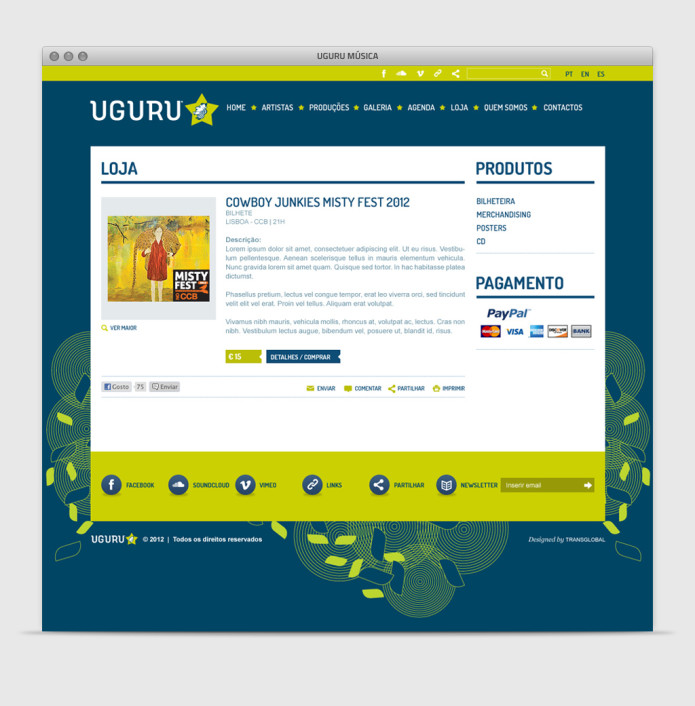 Uguru Website
