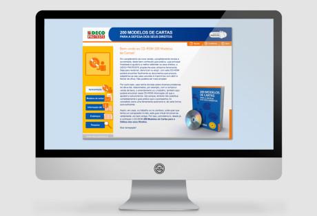 CD-Rom 100 Modelos de Cartas