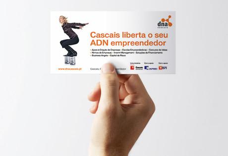 DNA Cascais – Campanha