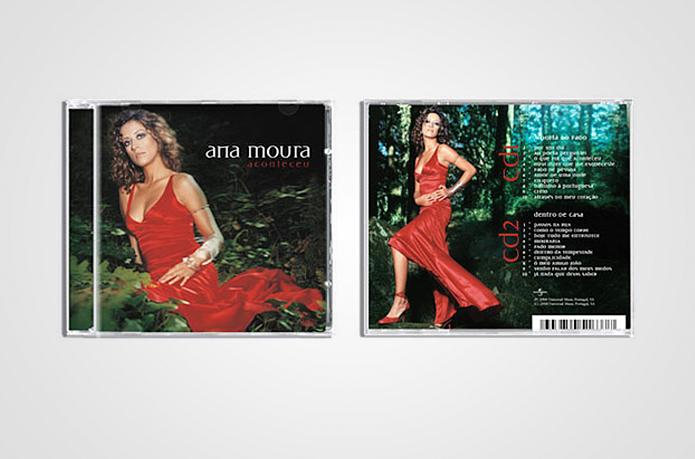 Ana Moura – Aconteceu