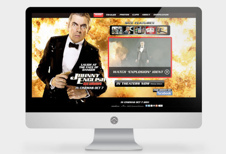 Website Johnny English Reborn