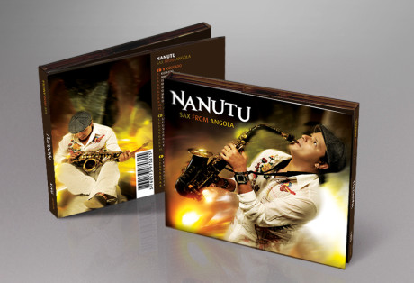 "Nanutu – CD ""Sax from Angola"""
