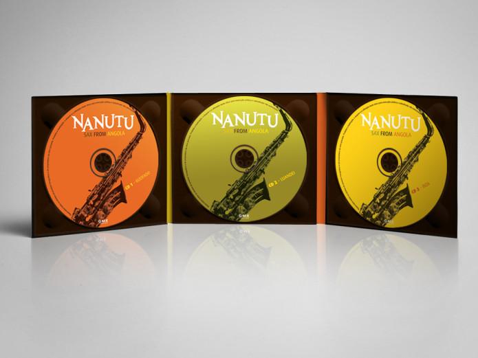 Nanutu – Sax from Angola