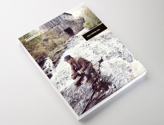 Catálogos Timberland