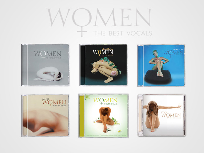 Women: The Best Vocals