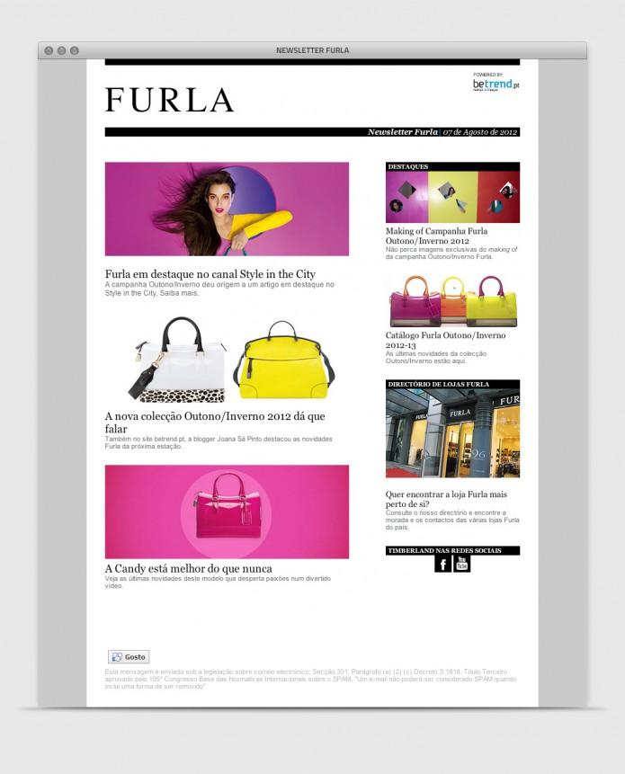 Furla Newsletter