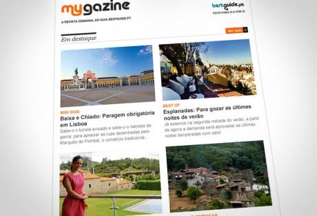 MyGuide Newsletter
