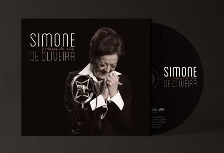 """Simone de Oliveira – CD + Vinil """"Pedaços de mim"""""""