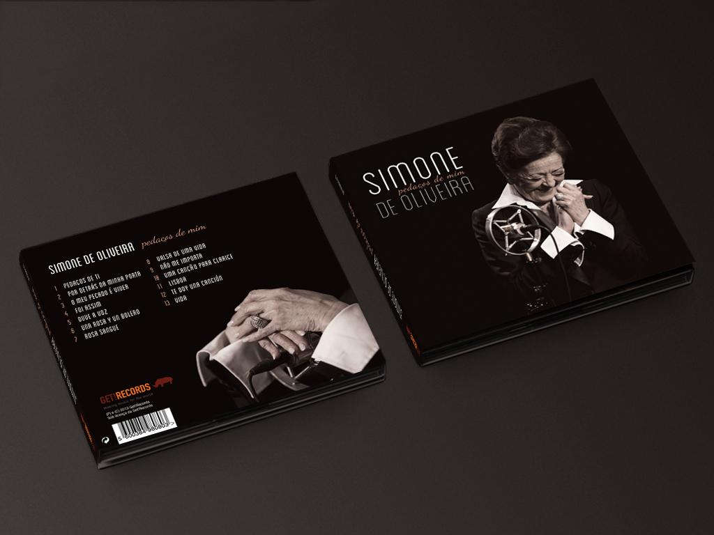 Simone de Oliveira - Pedaços de mim