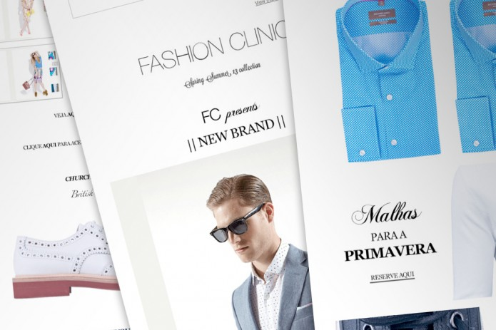 Fashion Clinic newsletter