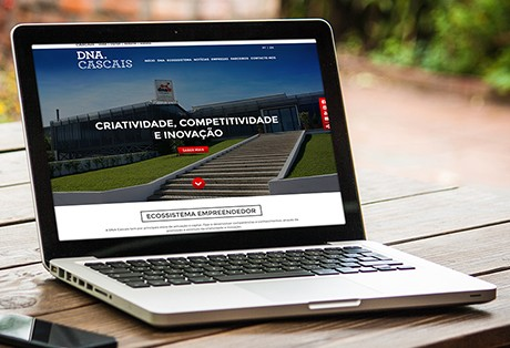 Website DNA Cascais