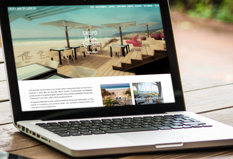 Bar do Guincho – Website