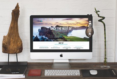 Re-design BestGuide – Website