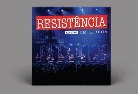 """Resistência – CD """"Ao vivo em Lisboa"""""""