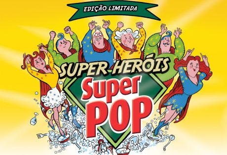 Super Pop Super Heróis – Ponto de venda