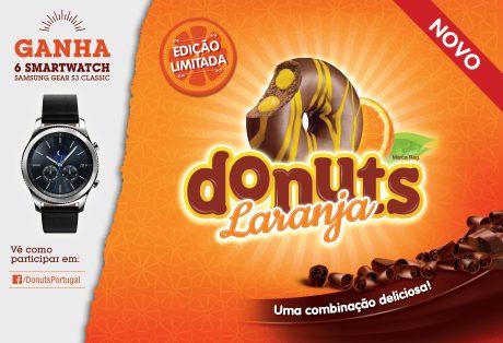 Campanha Donuts® Laranja