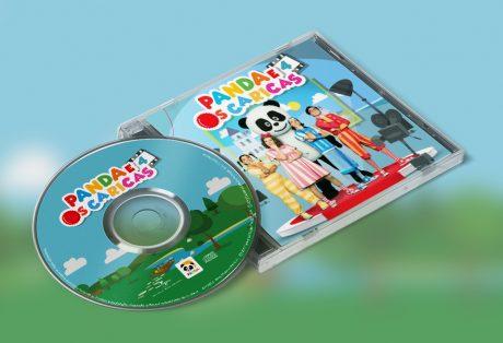 Panda e Os Caricas 4 – CD e DVD