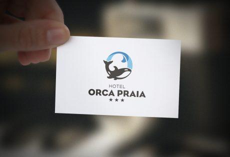 Hotel Orca Praia – Comunicação Gráfica