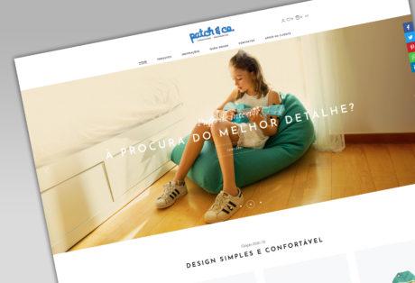 Patch & Co – website